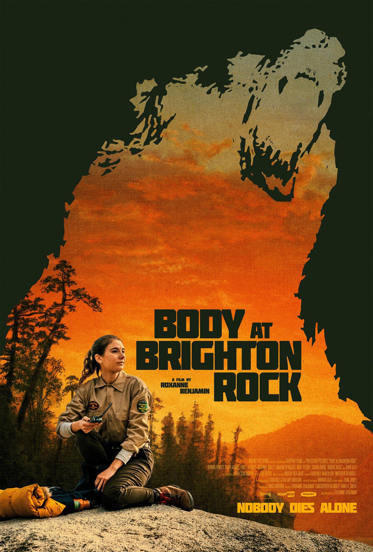 Body at Brighton Rock Poster #1