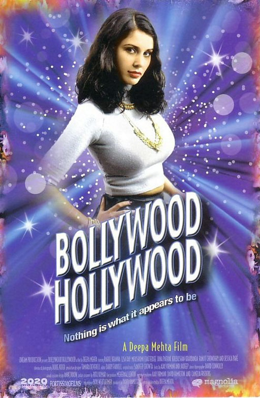 Bollywood/Hollywood Poster #2