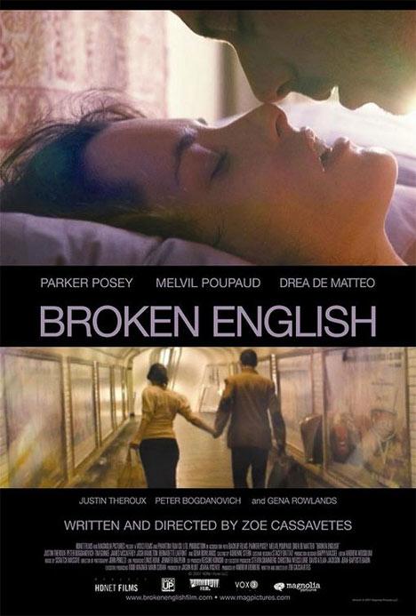 Broken English Poster #1