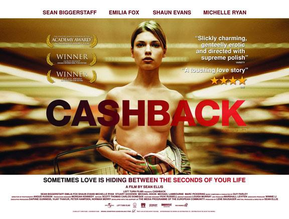 Cashback Poster #2