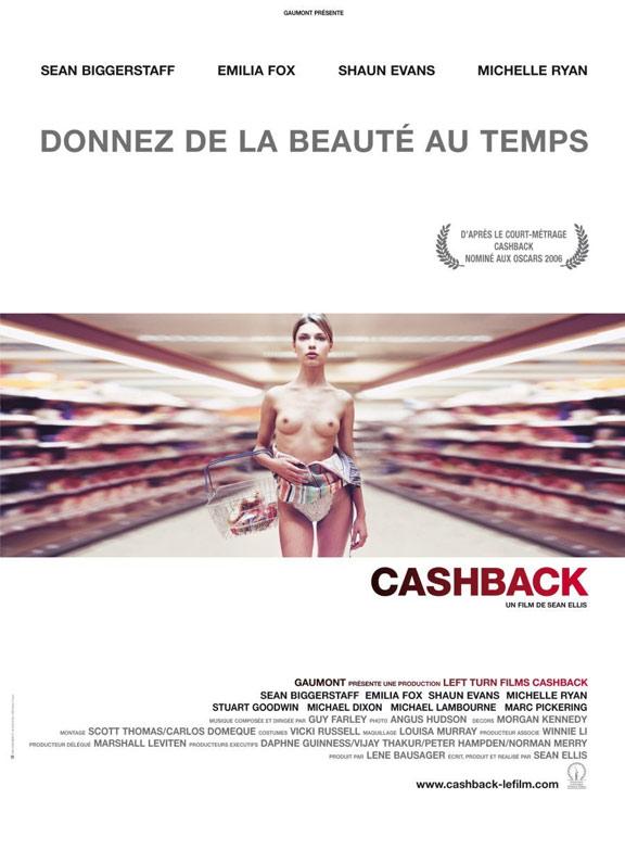 Cashback Poster #3