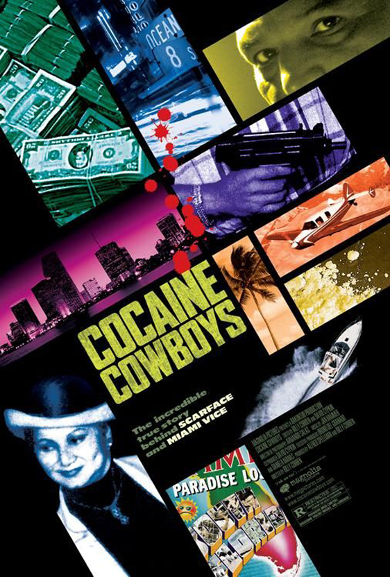 Cocaine Cowboys Poster #1
