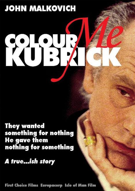 Colour Me Kubrick Poster #1