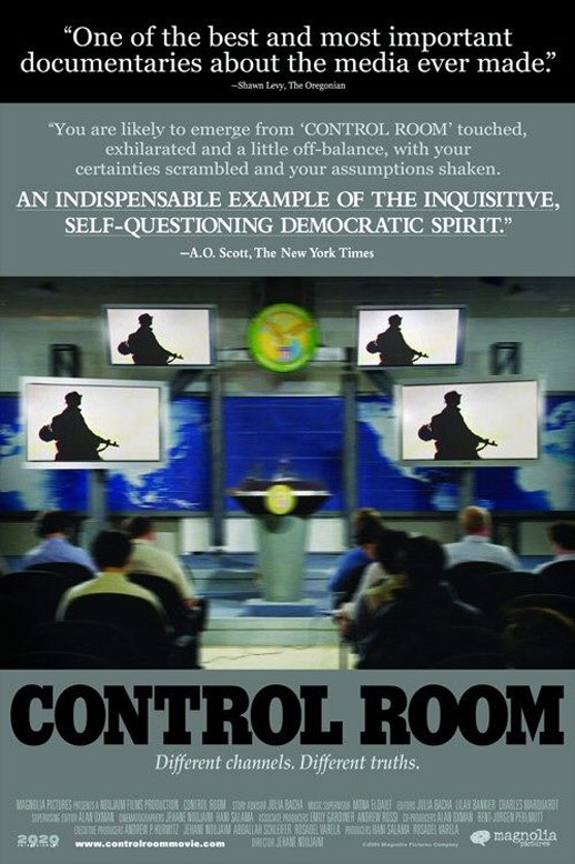 Control Room Poster #1