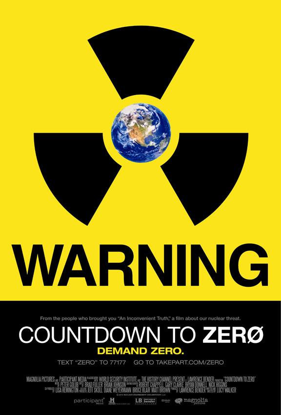 Countdown to Zero Poster #1