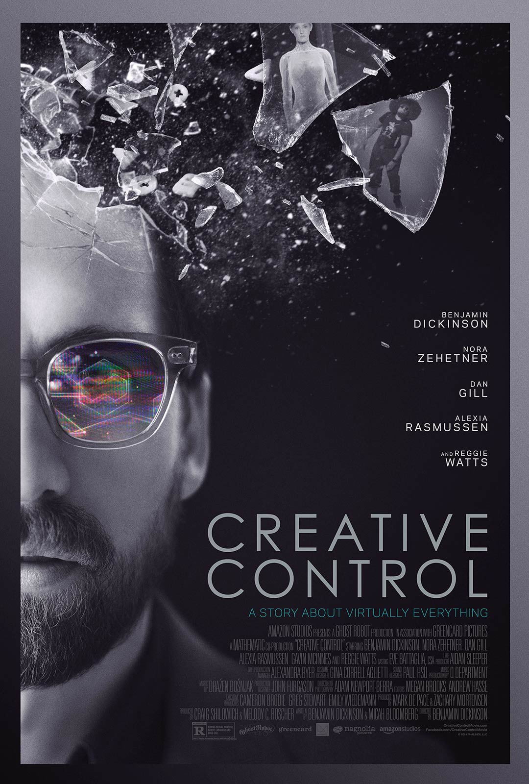 Creative Control Poster #1