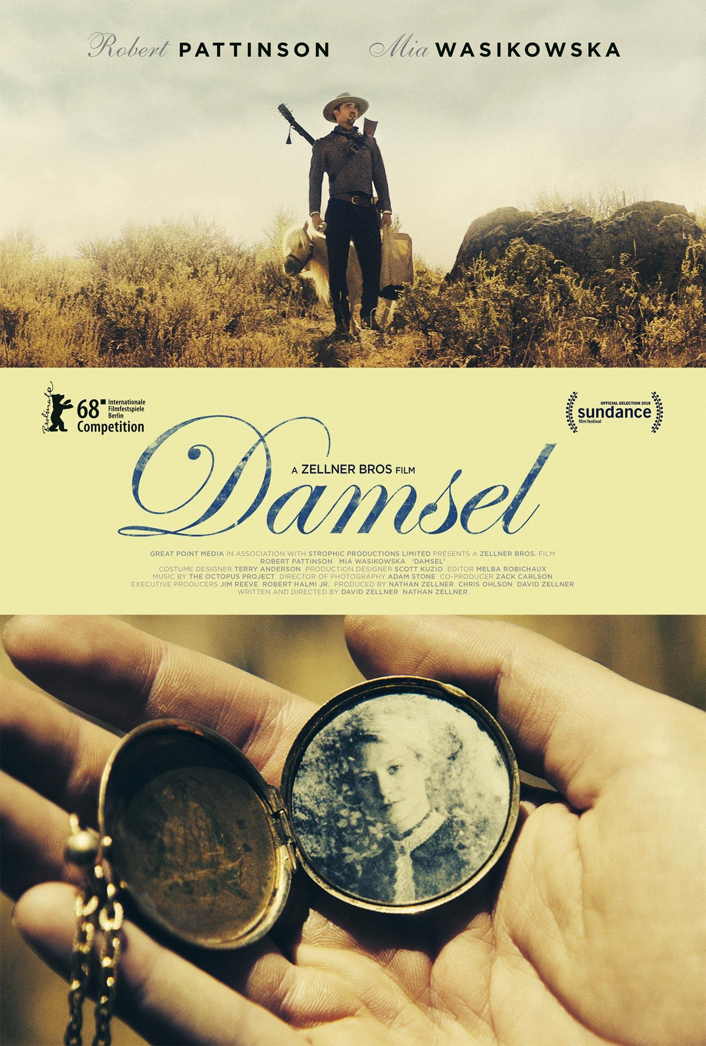 Damsel Poster #1