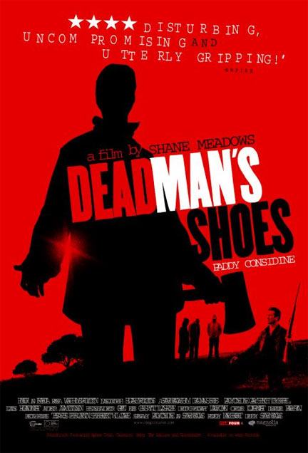 Dead Man's Shoes Poster #1