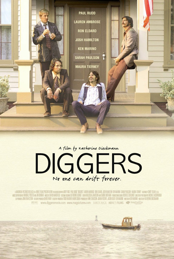 Diggers Poster #1