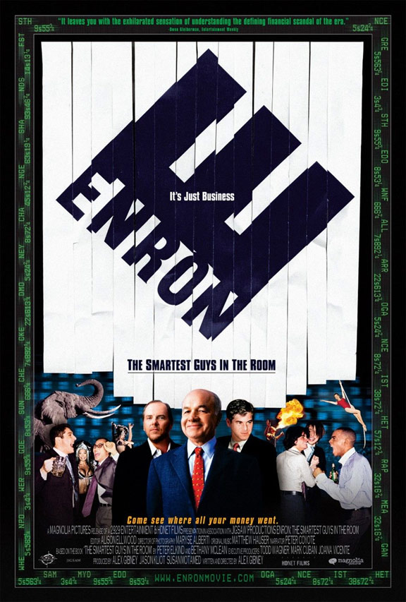 Enron: The Smartest Guys in the Room Poster #1
