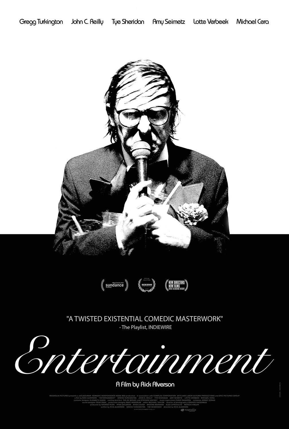 Entertainment Poster #1
