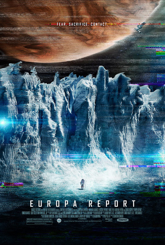 Europa Report Poster #1