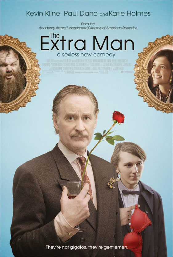 The Extra Man Poster #2