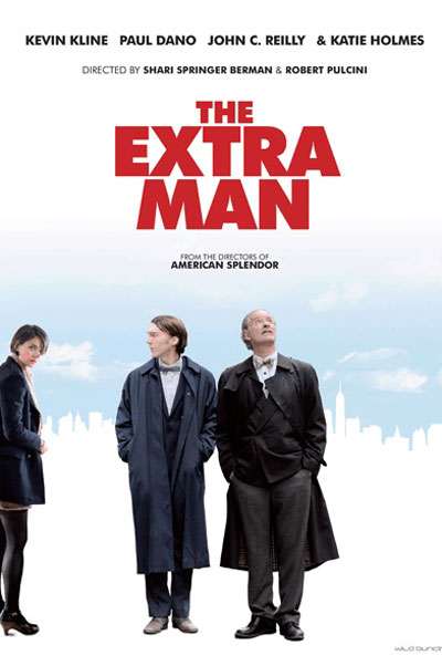The Extra Man Poster #1