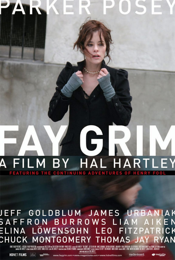 Fay Grim Poster #1