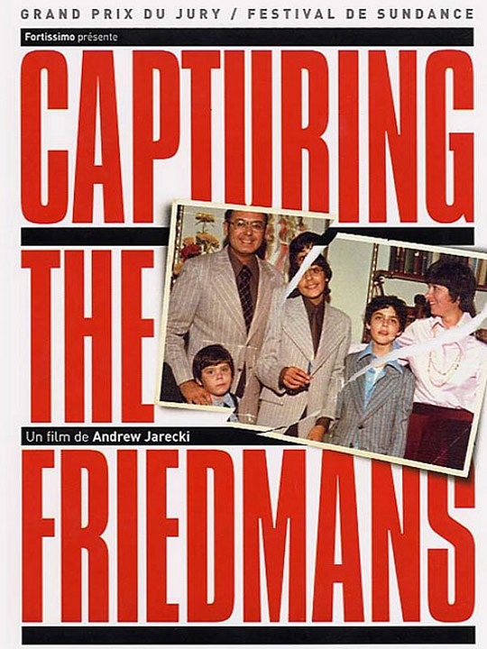 Capturing The Friedmans Poster #2