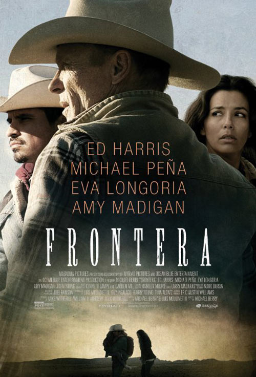 Frontera Poster #1