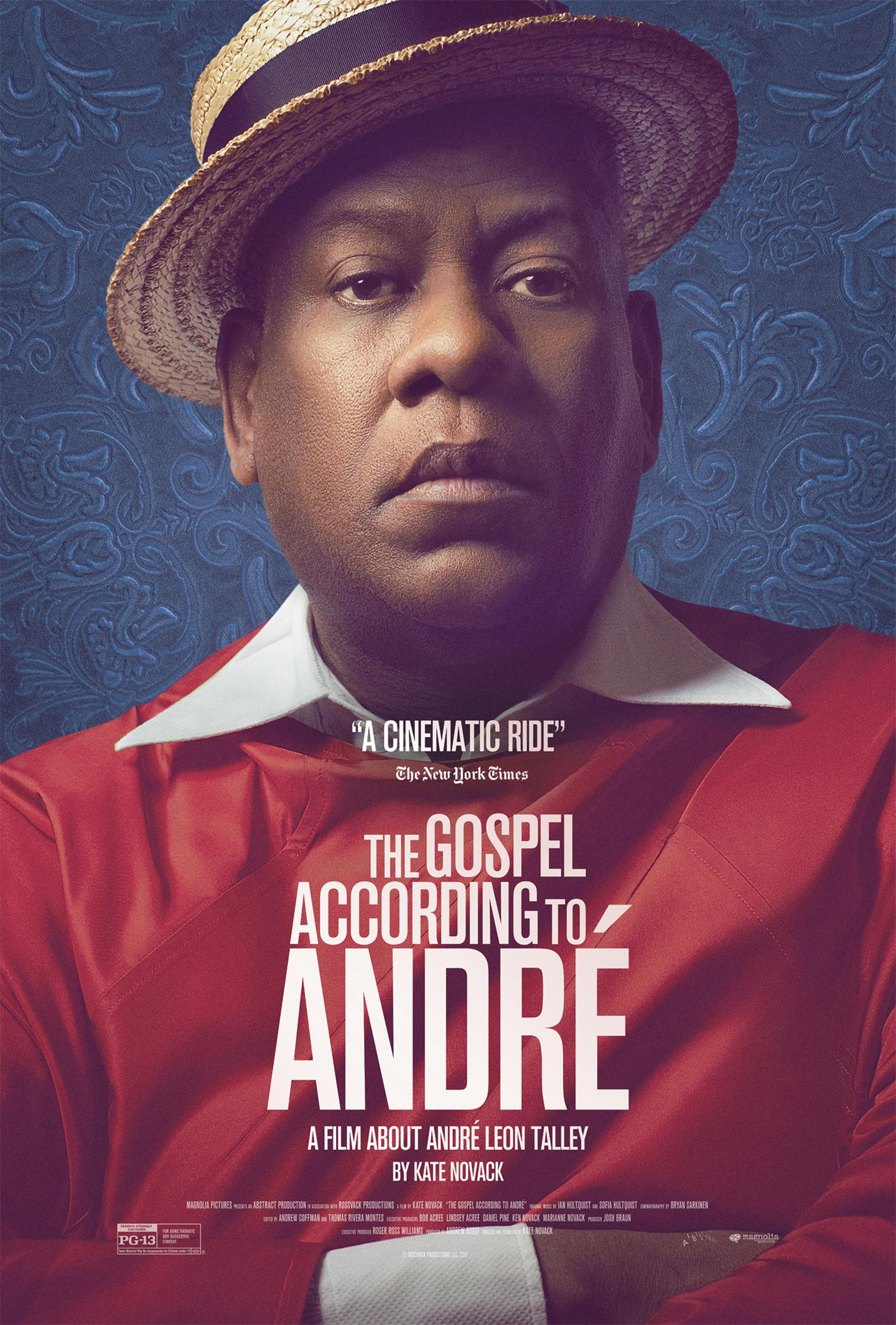 The Gospel According to André Poster #1