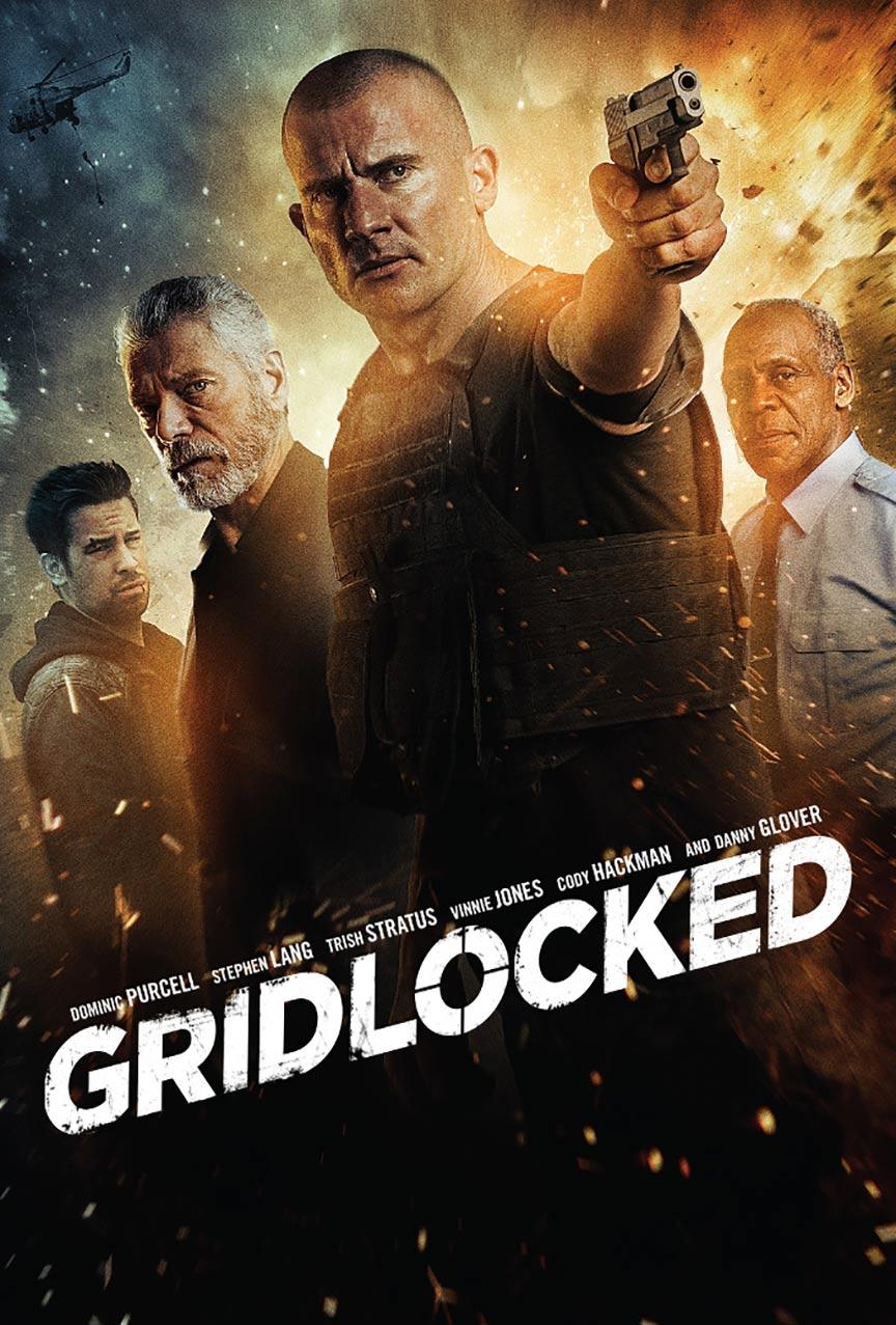 Gridlocked Poster #1