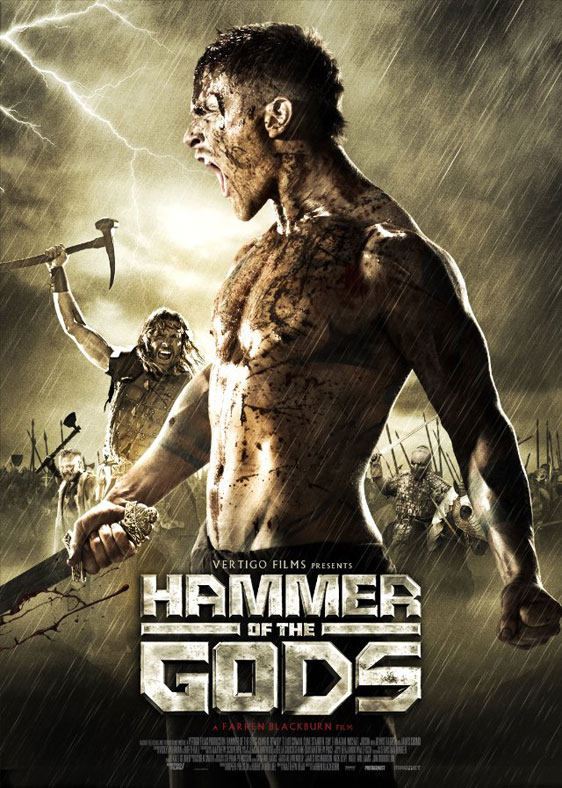 Hammer of the Gods Poster #1