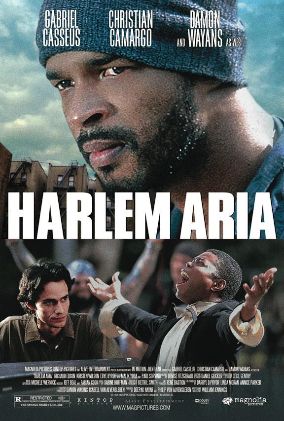 Harlem Aria Poster #1