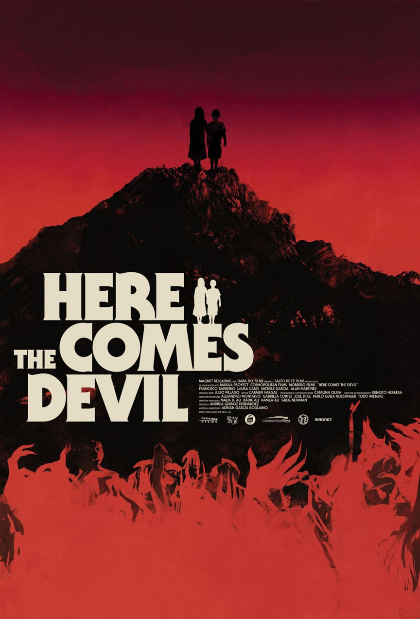 Here Comes the Devil Poster #1