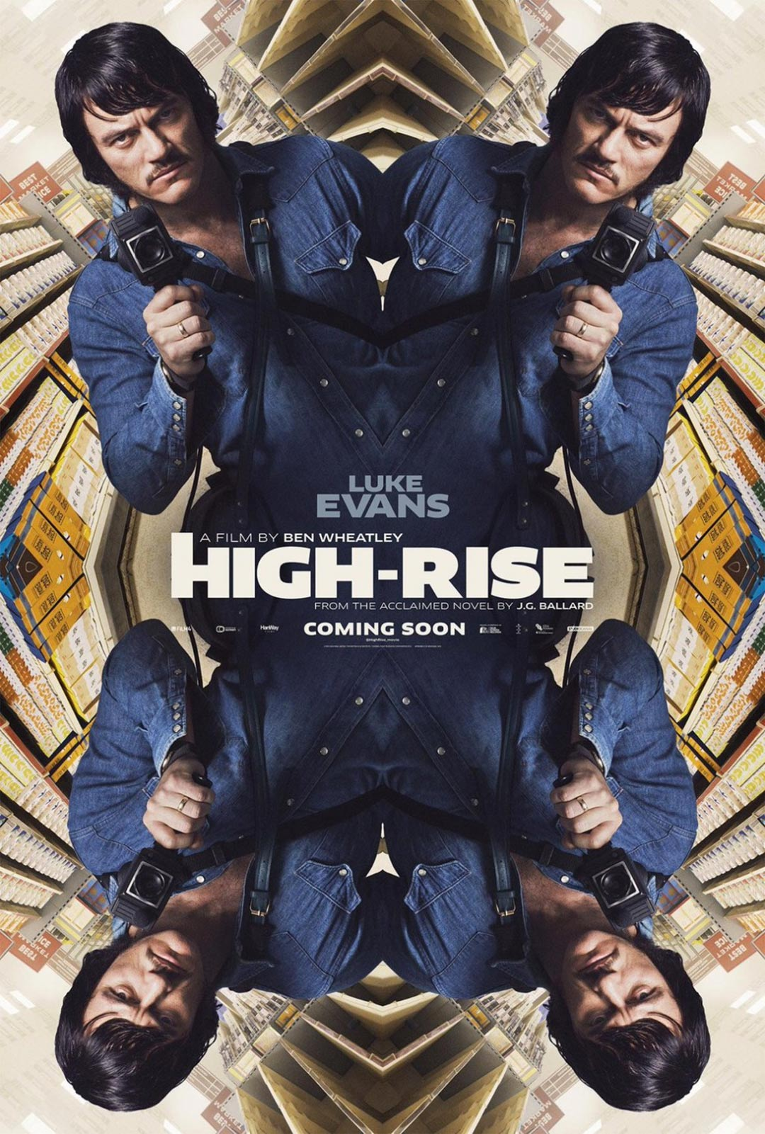 High-Rise Poster #6