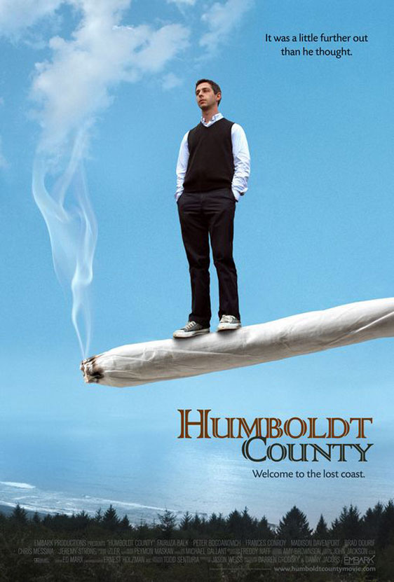 Humboldt County Poster #1