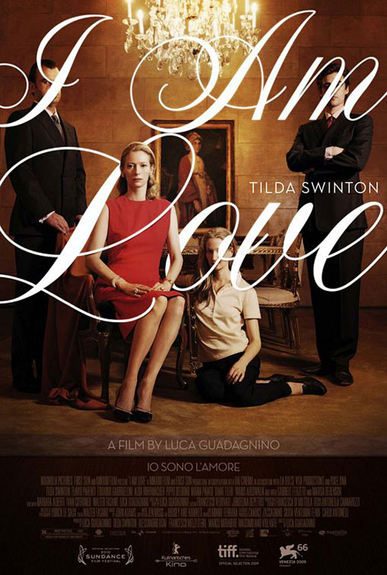 I Am Love Poster #1