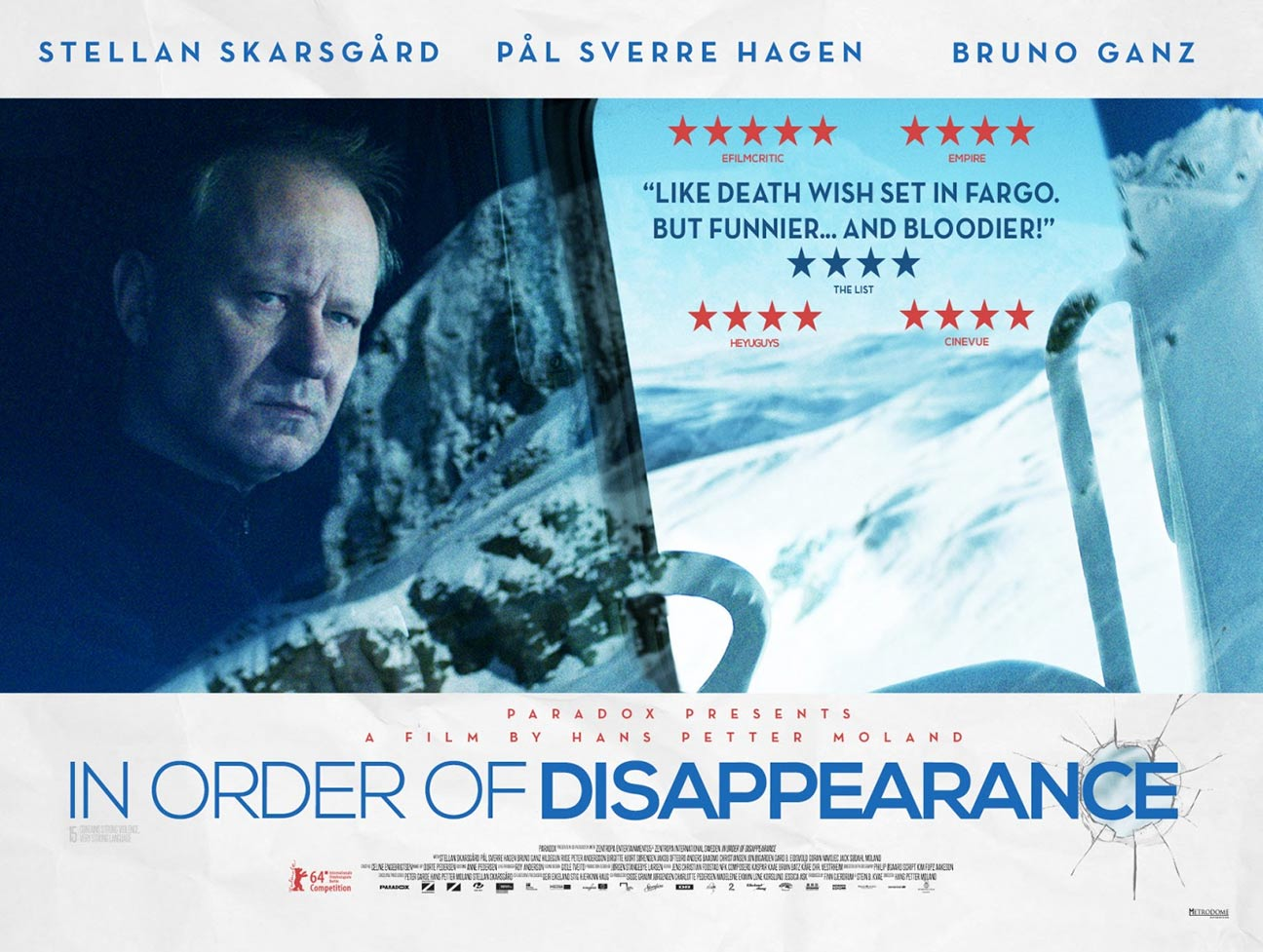 In Order of Disappearance Poster #2