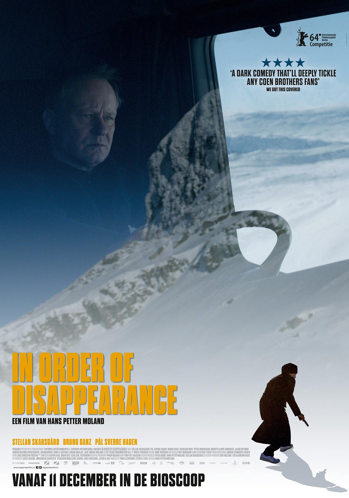 In Order of Disappearance Poster #1