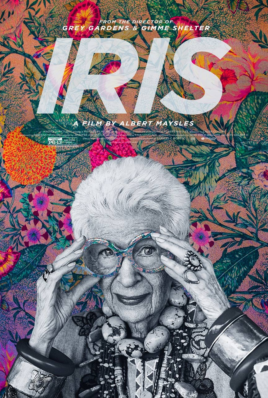 Iris Poster #1