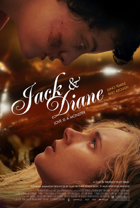 Jack and Diane Poster #1