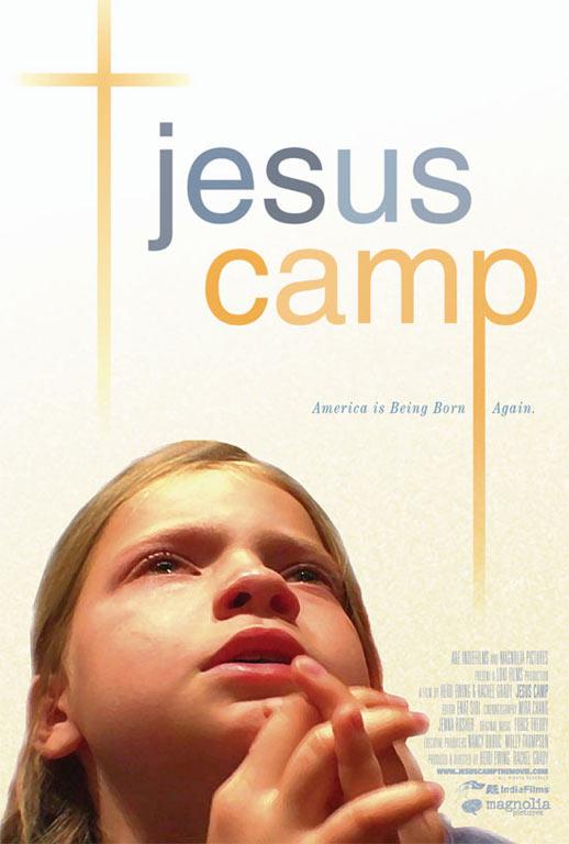 Jesus Camp Poster #1
