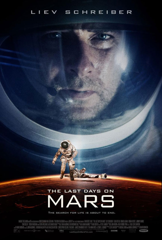 The Last Days on Mars Poster #2