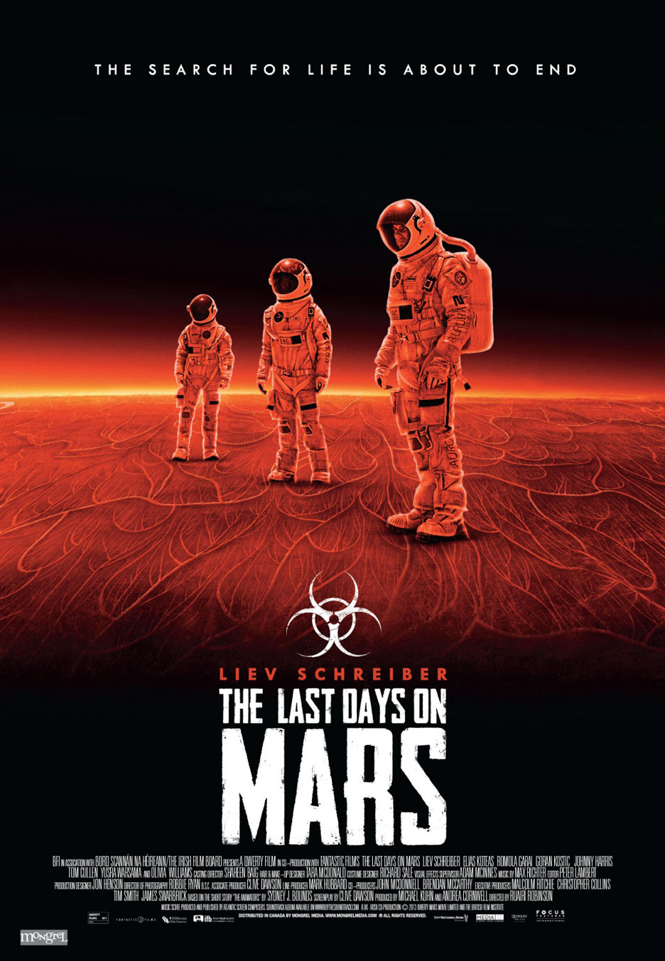 The Last Days on Mars Poster #3
