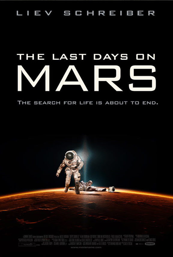 The Last Days on Mars Poster #1