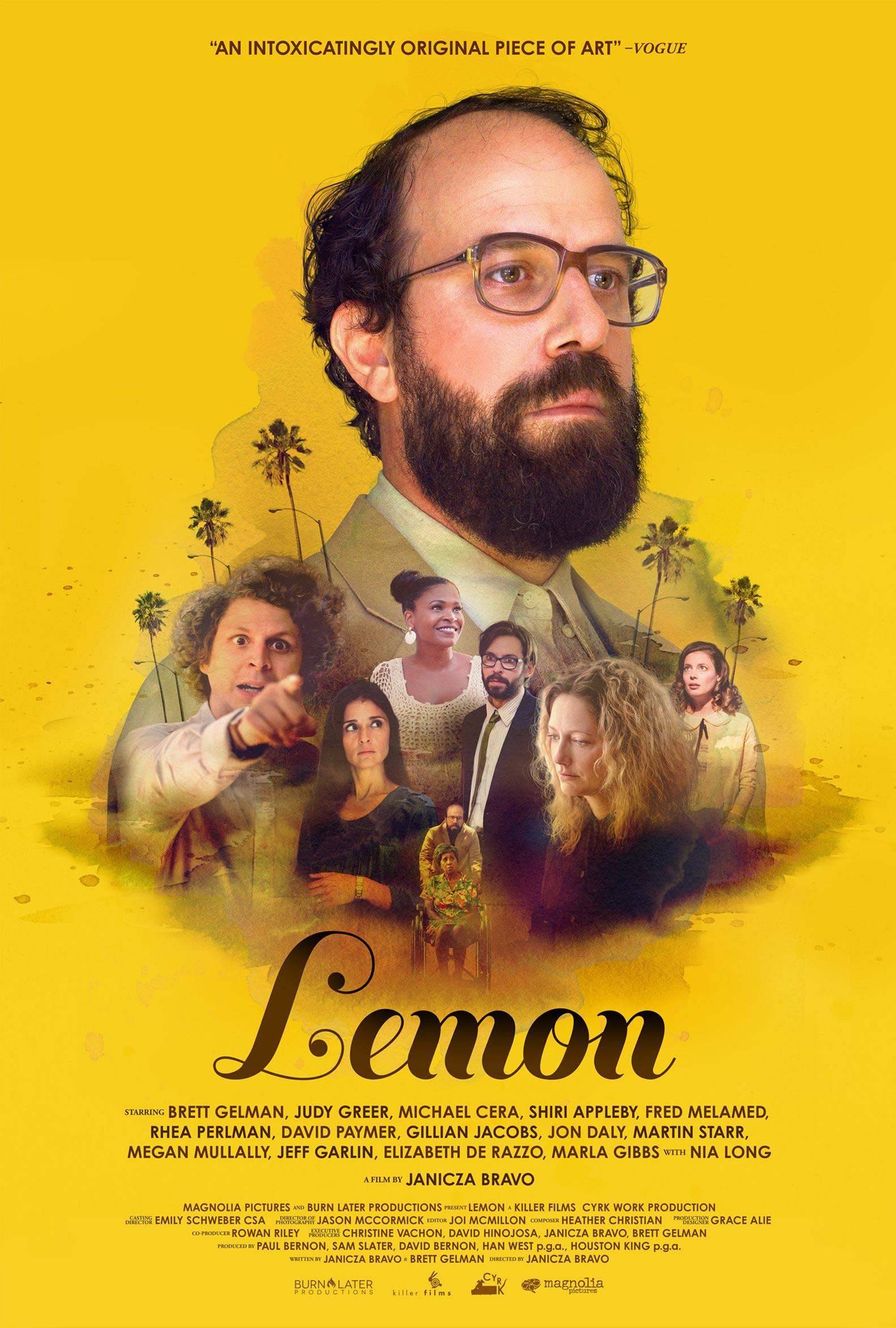 Lemon Poster #1