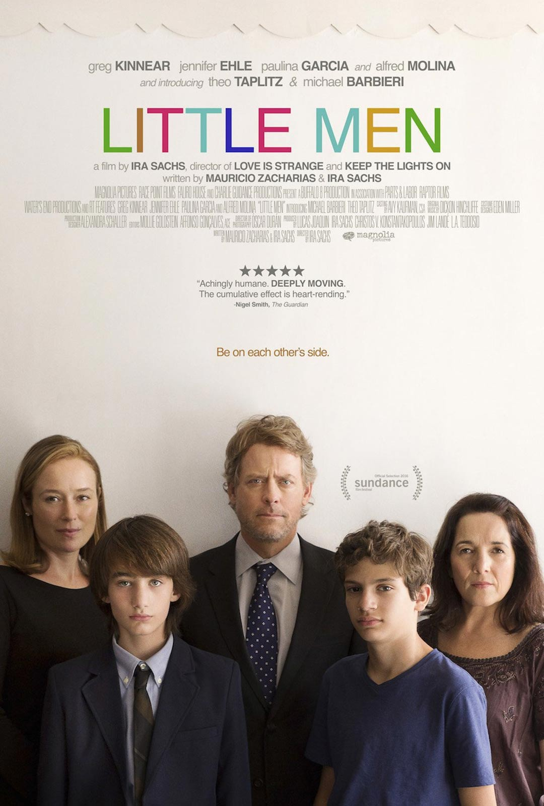 Little Men Poster #1