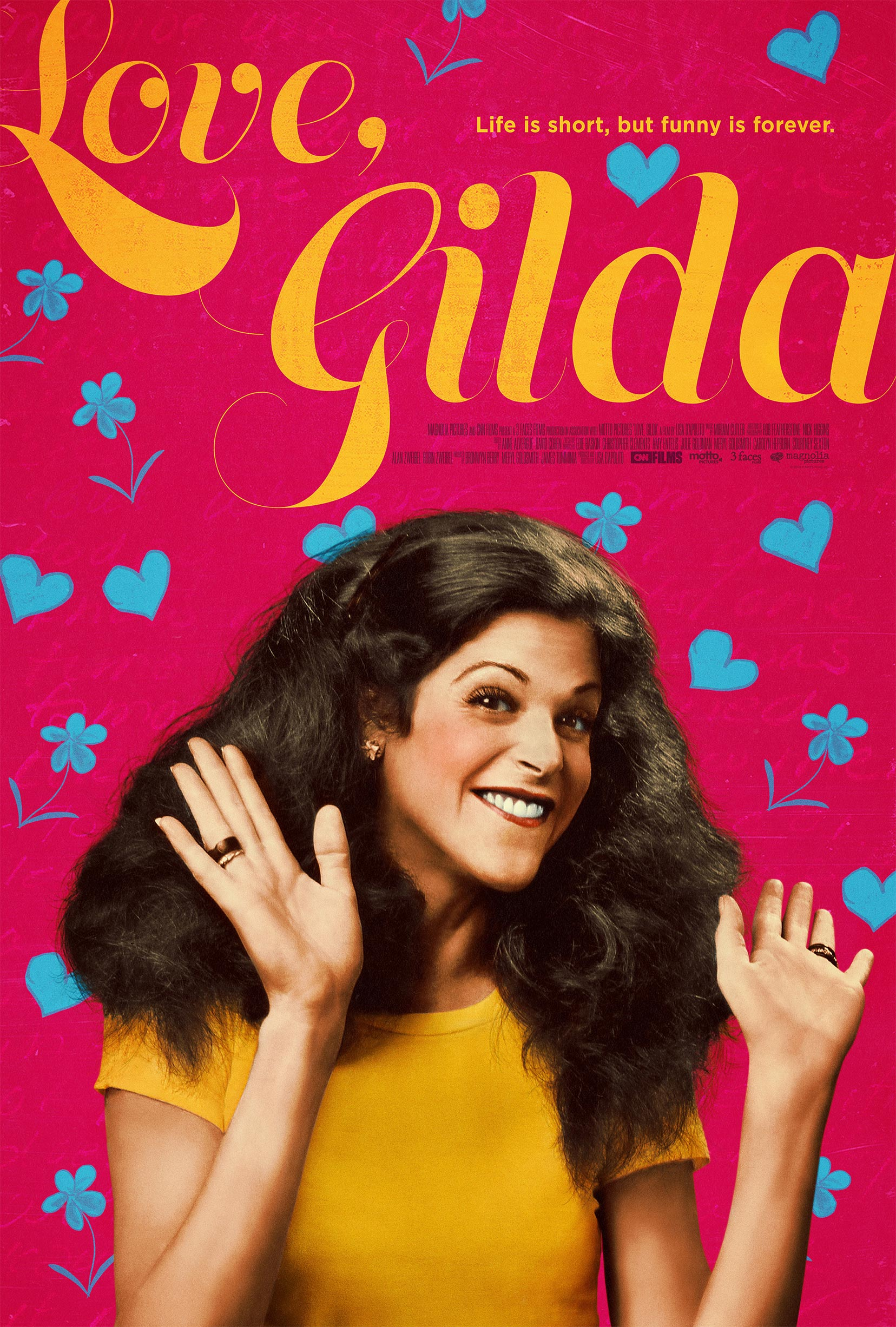 Love Gilda Poster #1