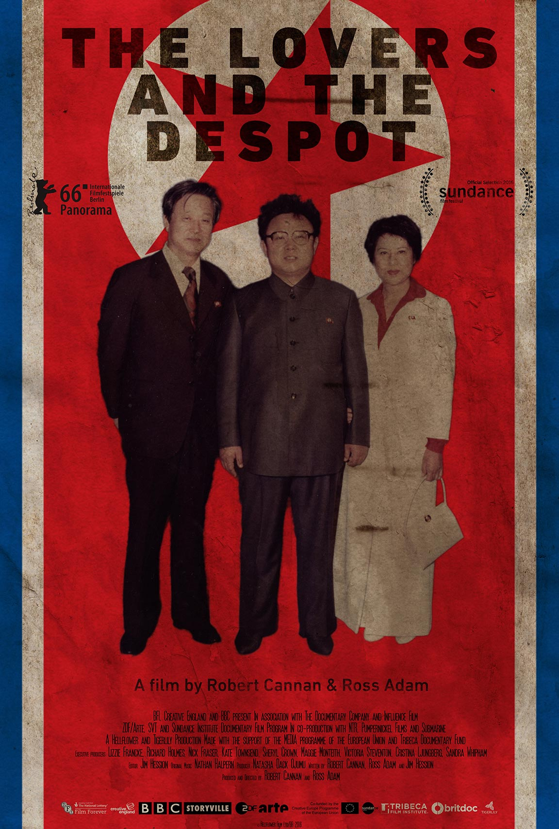 The Lovers and the Despot Poster #1