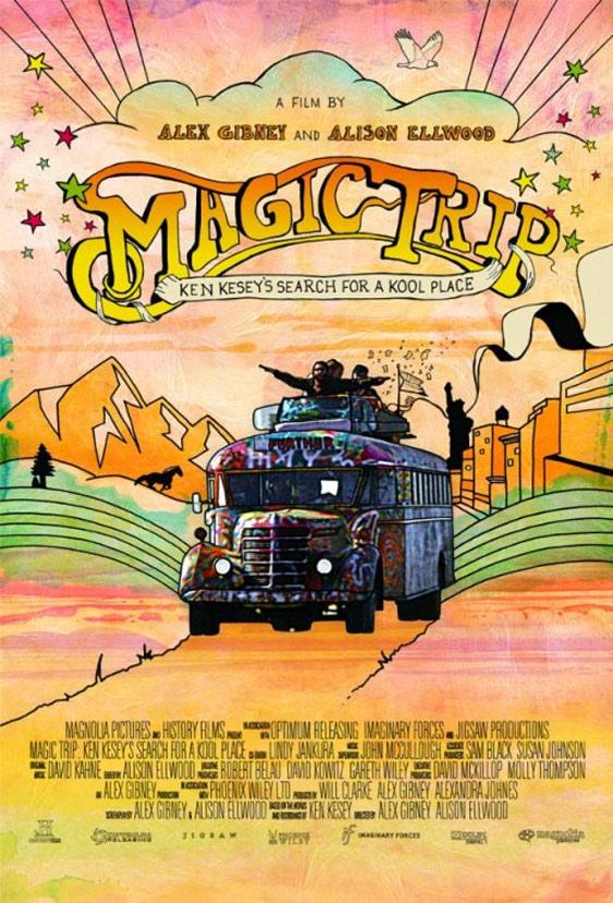 Magic Trip Poster #1