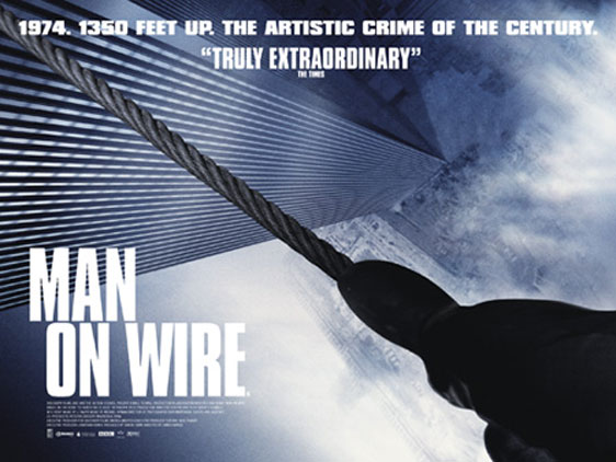 Man on Wire Poster #1