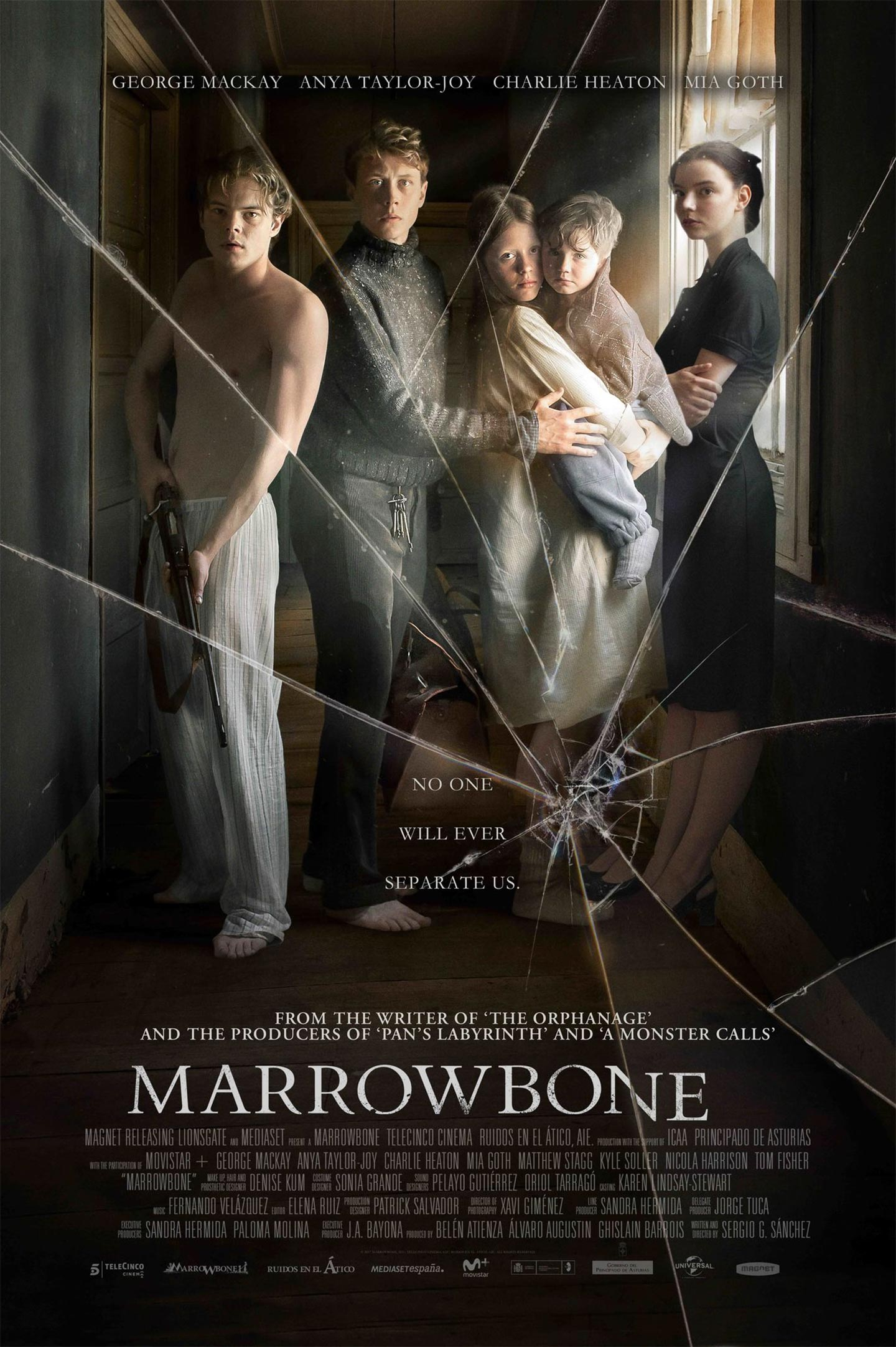 Marrowbone Poster #1