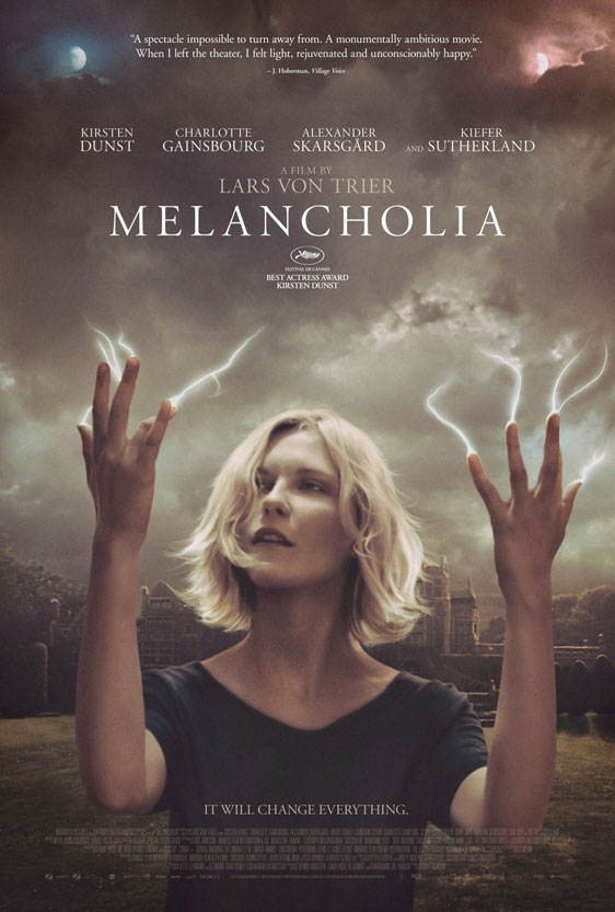 Melancholia Poster #11