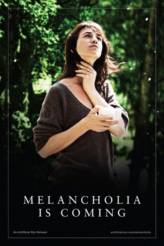 Melancholia Poster #7