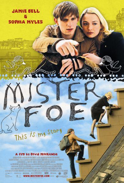 Mister Foe Poster #1