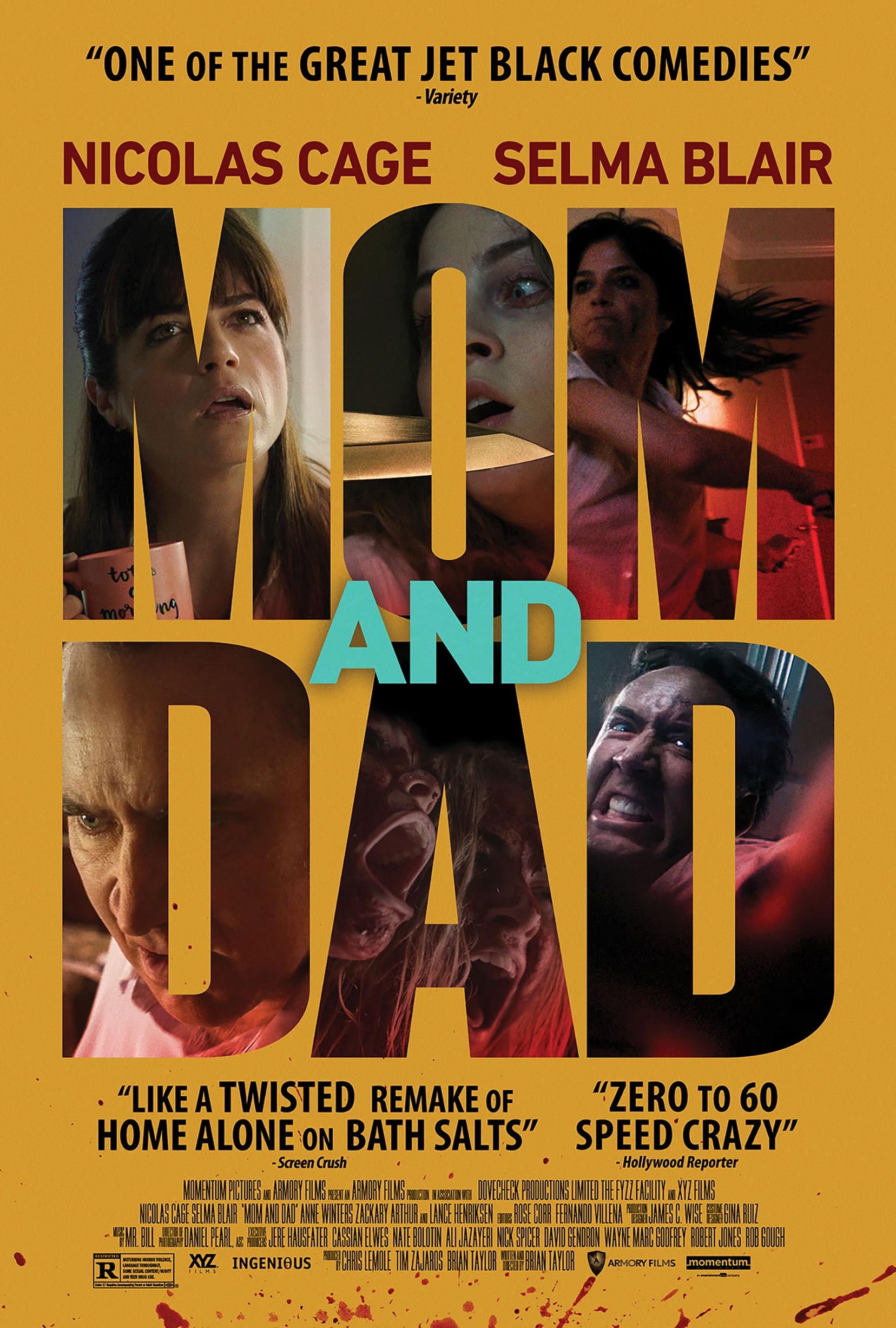Mom and Dad Poster #1
