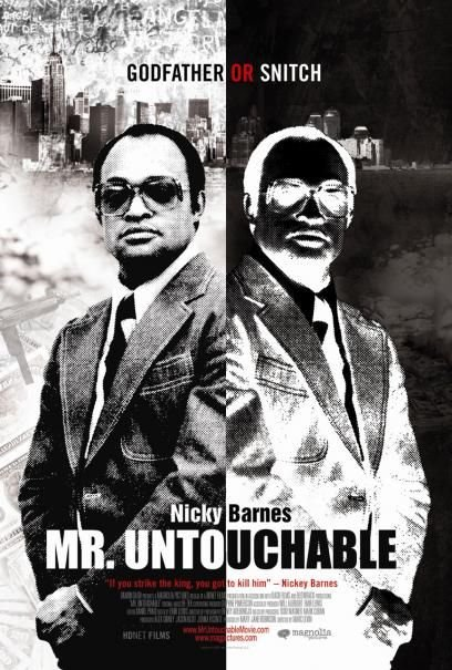 Mr. Untouchable Poster #1