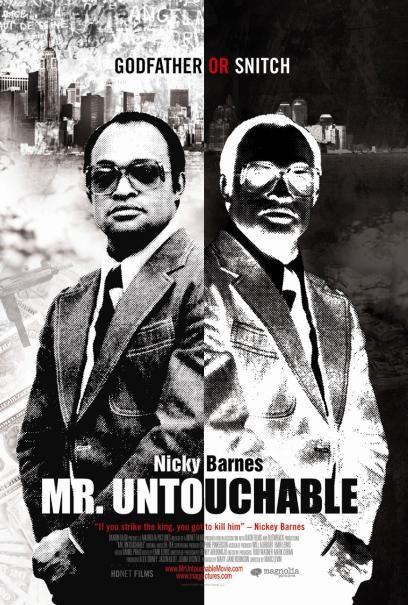 Mr. Untouchable Poster #1
